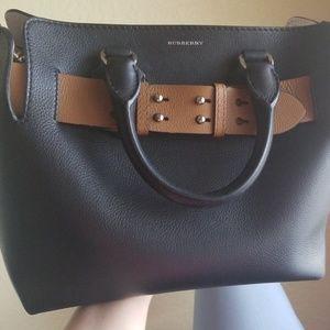 Medium Leather belt bag